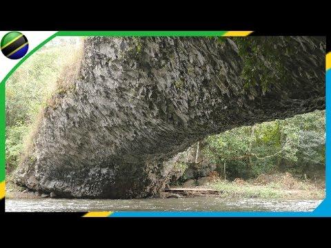 Natural Bridge (Kiwira God's bridge) in Mbeya - Tanzania