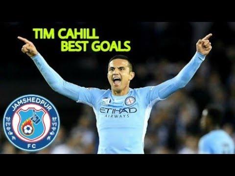 Tim Cahill Goals | Jamshedpur | ISL 5