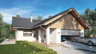 Projekt domu WINSTON XVI SZ Pracownia Projektowa Studio Atrium