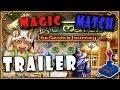 Magic Match The Genies Journey Gameplay | FreeGamePick