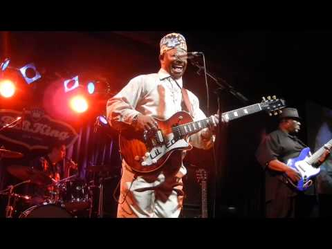 LIL' ED & THE BLUES IMPERIALS LIVE AT BBKINGS 2014