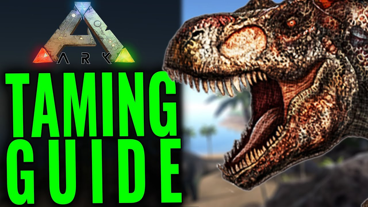 Taming - Official ARK: Survival Evolved Wiki