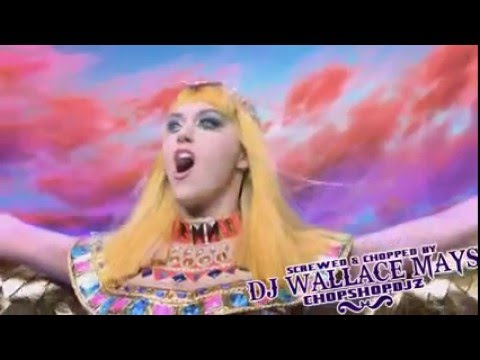 "Katy Perry feat  Juicy J   ""Dark Horse"" ""Screwed & Chopped"" by DJ Wallace Mays"