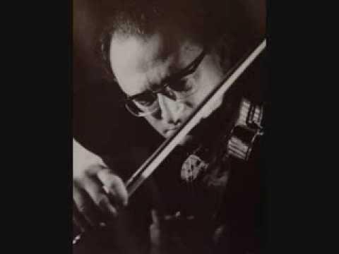 Michel Schwalbe - Scheherazade violin solos