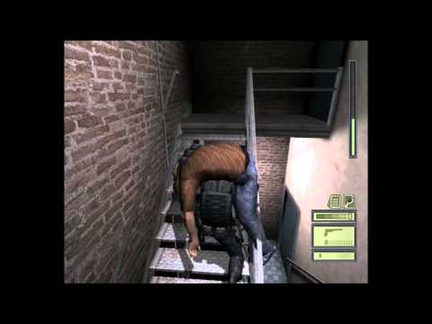 Splinter Cell Stealth Action Redefined - Police Station - part 3 - 3