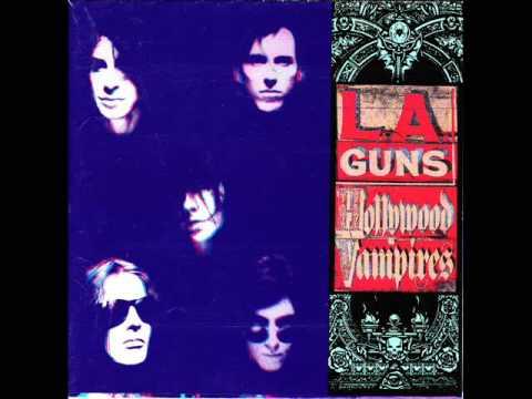 L.A. GUNS - Ain't The Same