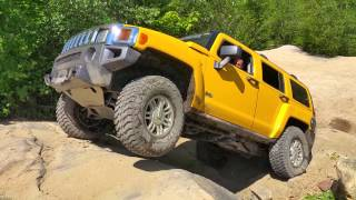 2007 Hummer H3 Adventure 4x4 at Southington Off-road Ohio thumbnail