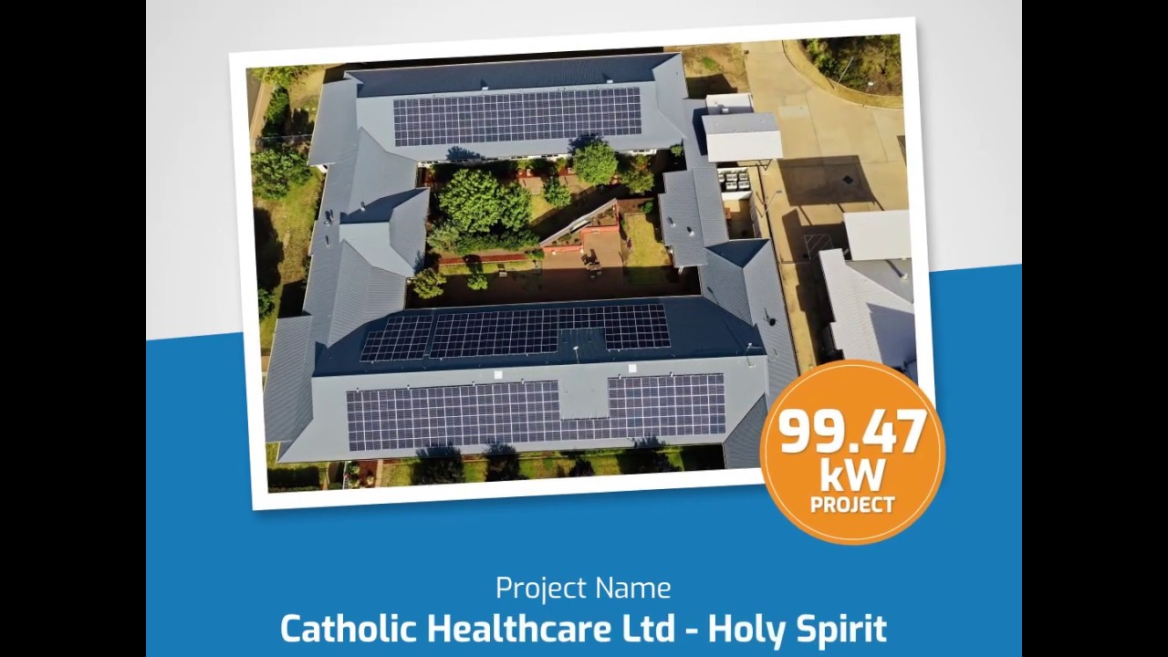 A 99.47 kW Commercial Solar System Installed by ASD Team