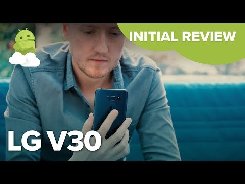 LG V30 Review!