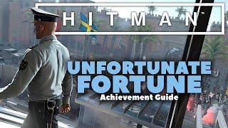 Hitman | Unfortunate Fortune Achievement Guide | Xbox One