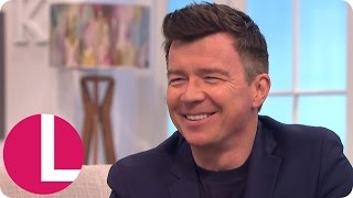 Rick Astley On His Return To Music | Lorraine