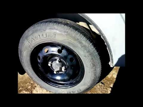 Замена колес рено логан