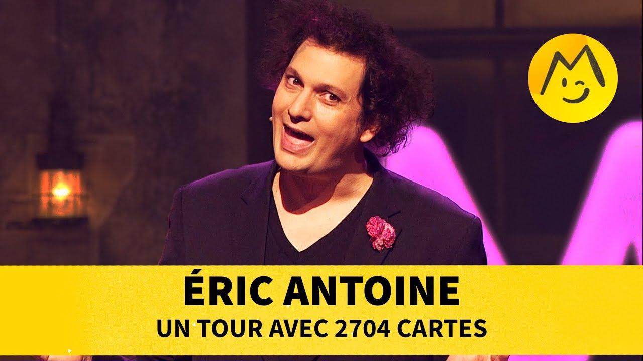 Eric Antoine - Un tour avec 2704 cartes