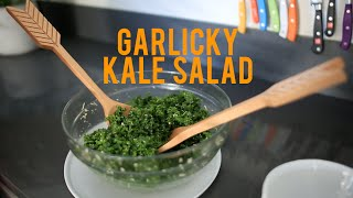 Massaged Kale Salad Recipe