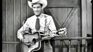 Ernest Tubb -  I Dont Blame You YouTube Videos