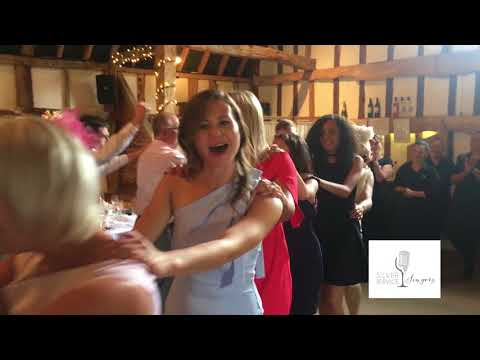 Singing waiters @ the Clock Barn, Whitchurch