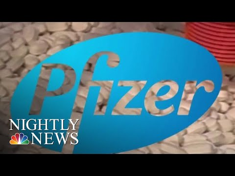 Pfizer Issues Response After Raising Drug Prices | NBC Nightly News