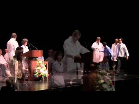 University of Cincinnati College of Medicine 2012 White Coat Ceremony