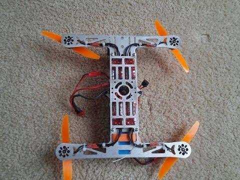 Mini Metal-H ead FPV Mikrokopter FPV frame