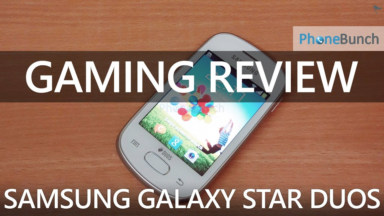 Firmware For Samsung Galaxy Star Duos Review