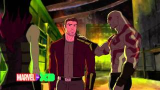 Marvel's Guardians of the Galaxy Season 1, Ep. 2 – Clip 1