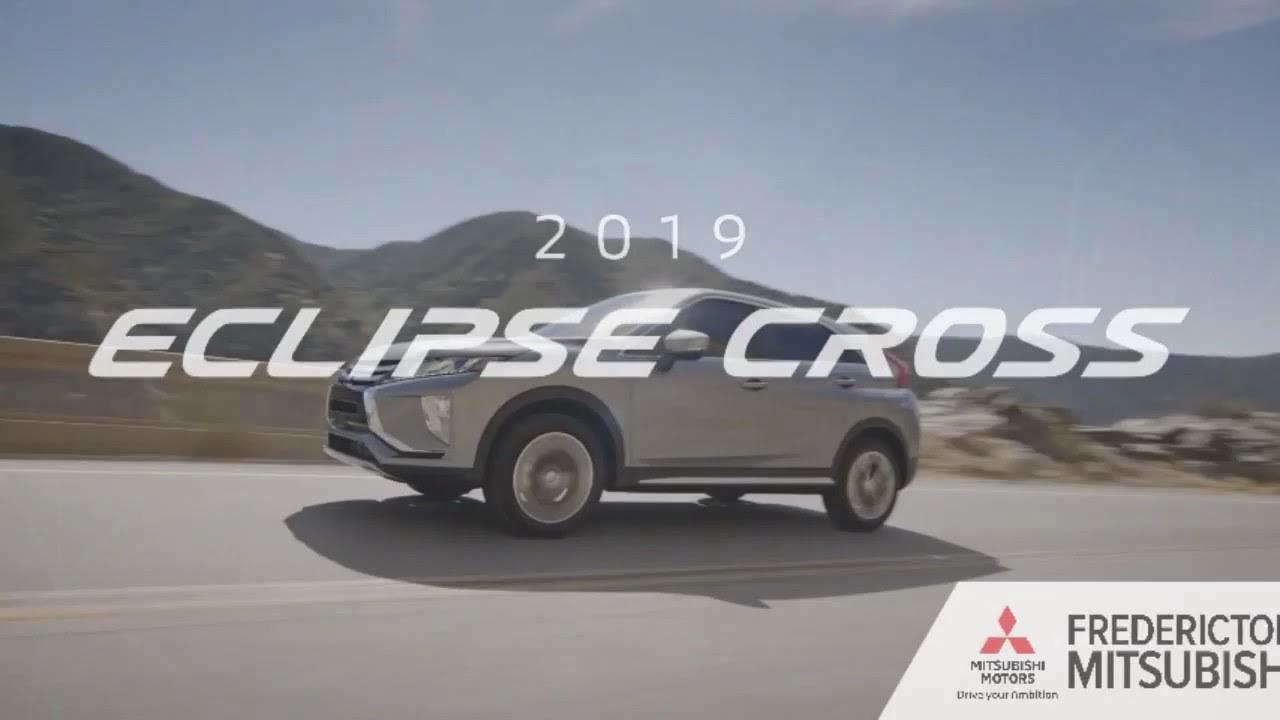 Eclipse Cross Best SUV in Fredericton 10 years warranty