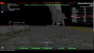 Tyrannosaurus Rex VS Spinosaurus!!!!!!!!!! (Roblox)