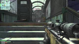 Mr CaabCaab - MW3 Game Clip
