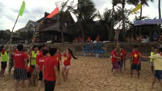 iNET - Teambuilding bãi biển (Mui Ne - Phan Thiet)