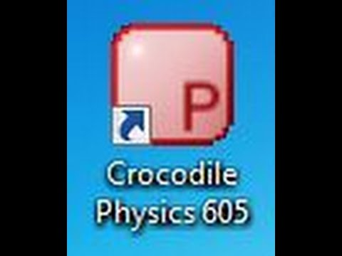 crocodile physique 605