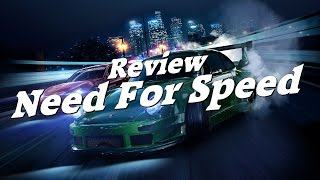 Review ~ Need For Speed (HD)(PS4)