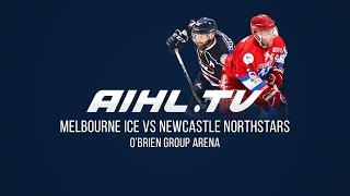 Newcastle Northstars @ Melbourne Ice  (12/5/18)