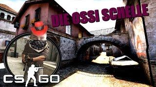 "CSGO 60FPS Inferno : ""Die Ossi Schelle"" || German Gameplay/MG2/1080p/60FPS"