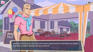Dream Daddy A Dad Dating Simulator All Joseph Christiansen dates rank S & Good Ending Mp3