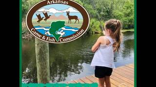 Lucy Capri: Arkansas Game and Fish Commission (Radio Commercial)