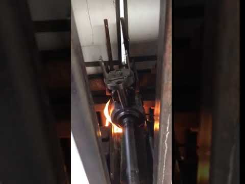 CAM Valves - Hyper Ball Fire Test