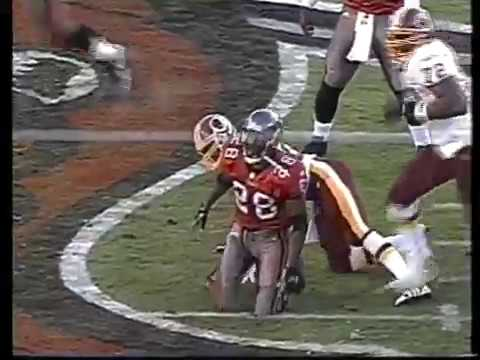 WSH @ TB | NFC Divisional Playoff Game | 1999
