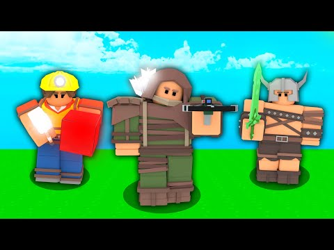 winning with EVERY kit in Roblox Bedwars..