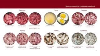 Блюда паназиатской кухни - что нужно знать повару