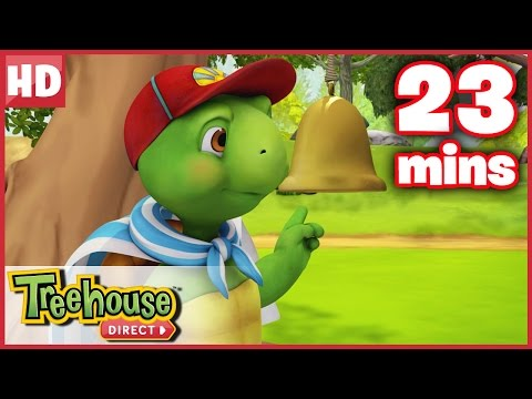 Franklin and Friends: Makes Some Noise/Case of the Missing School Bell - Ep. 49