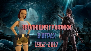 Harper Studios -//- Эволюция графики в играх (1962-2017)