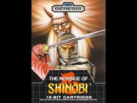 Revenge of Shinobi OST - Sunrise Boulevard.wmv