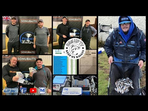 Hallcroft Fisheries | Final Round | Feedermasters Winter Pairs 2020 | BagUpTV | Match Fishing