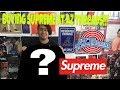 Buying SUPREME at AZ Threads!!!!