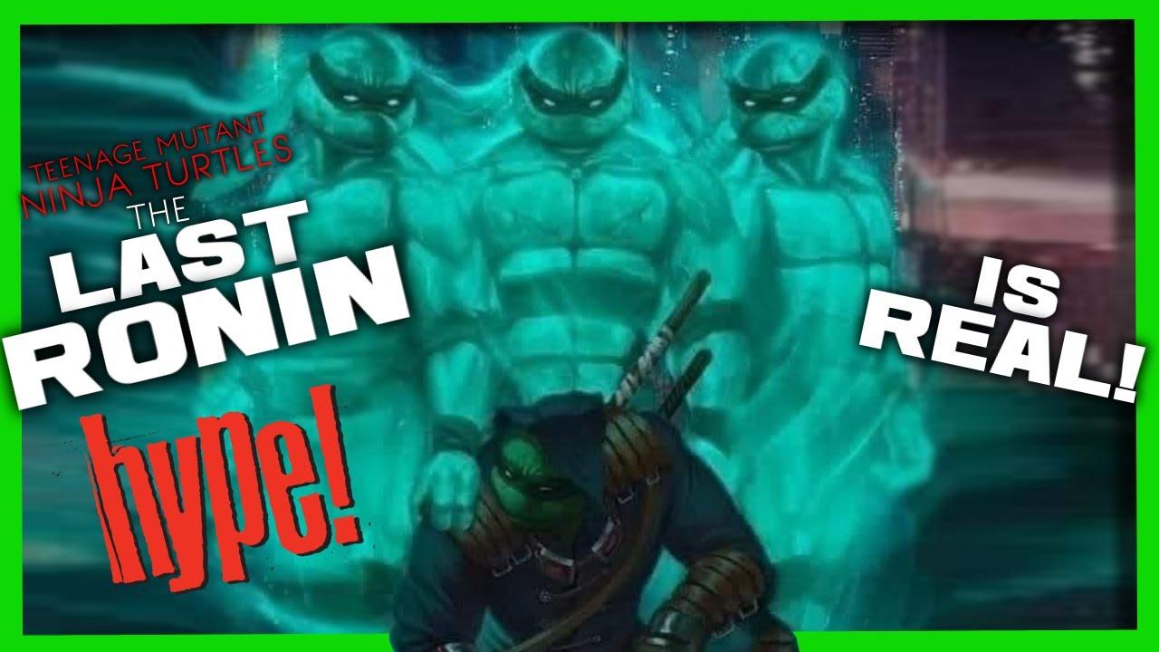 Tmnt The Last Ronin 3 Big Theories Youtube