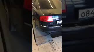 audi a 80 багажник убийца)))