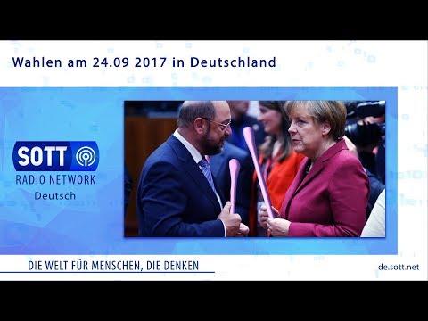 Sott-Radio: Wahlen 2017 in Deutschland