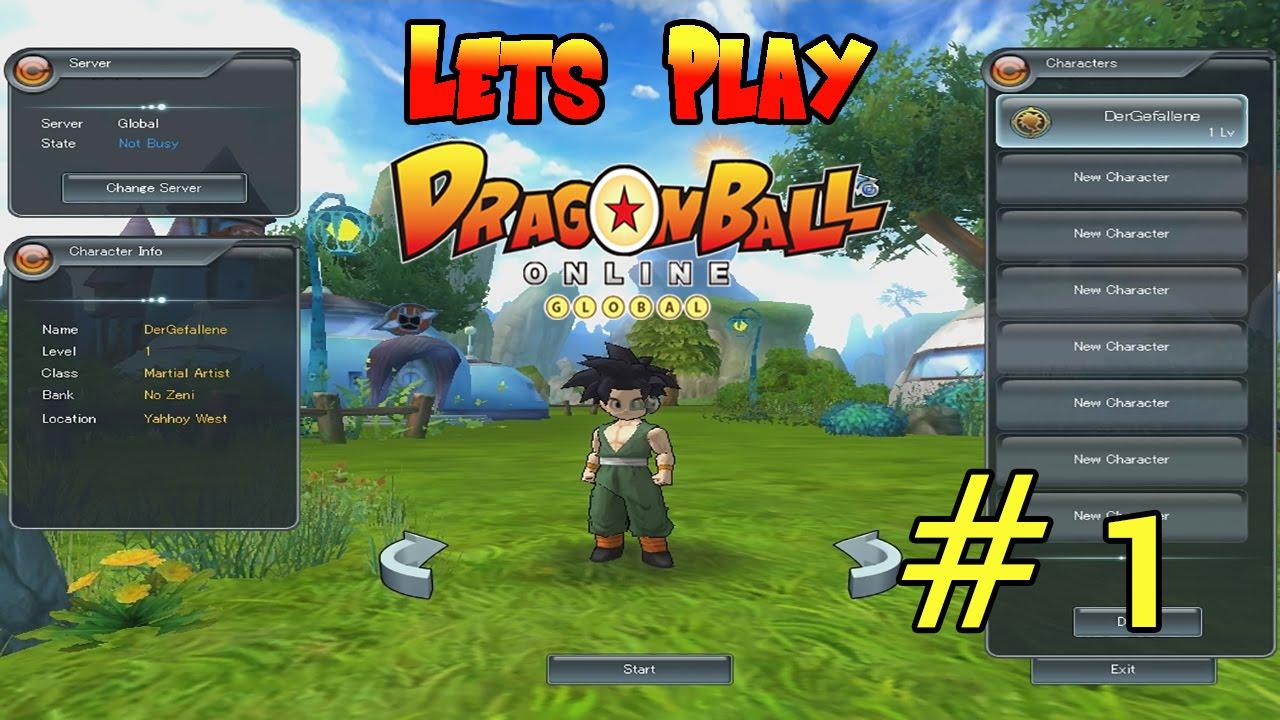 dragonball online deutsch download