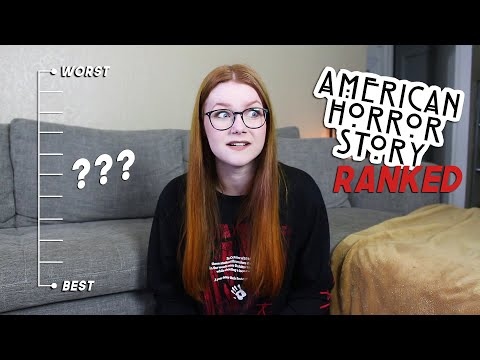 RANKING EVERY SEASON OF AMERICAN HORROR STORY