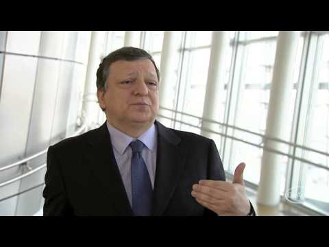 Barroso launches support group for Ukraine